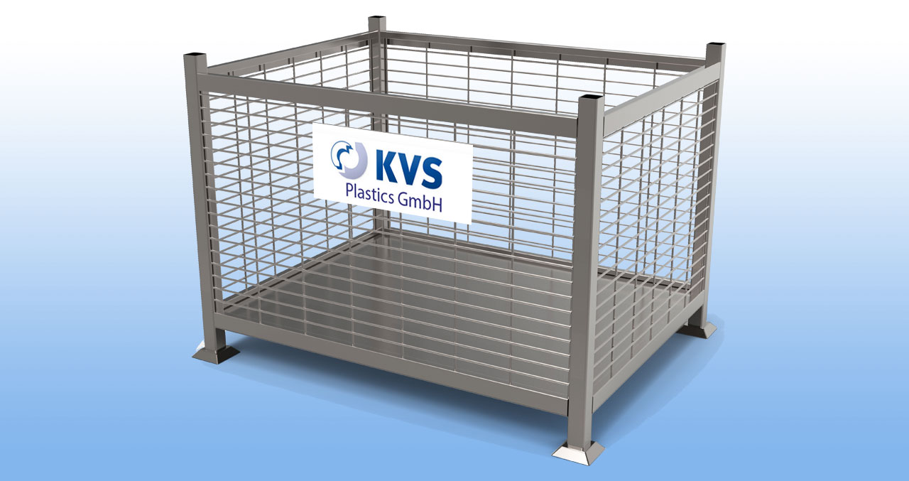 IBCs and grid boxes with engineering plastics