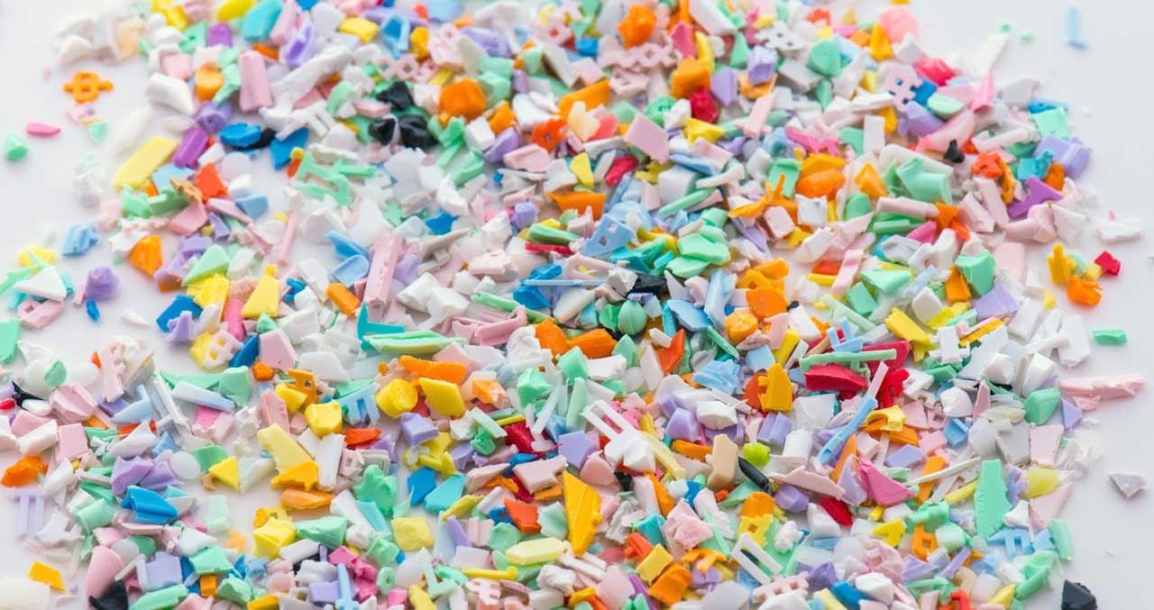 Plastic waste disposal, grists and regranulate
